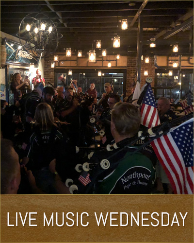 Live Music Wednesdays