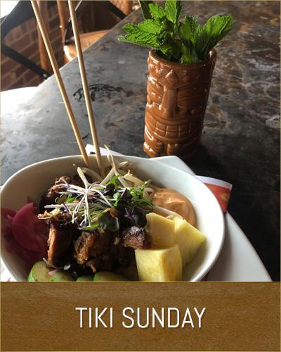 Tiki Sundays